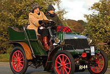 Early Motoring History