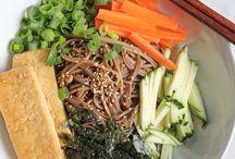 Asian Bites // Vegetarian & Vegan