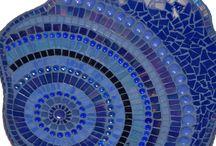 Giarise Mozaiek schalen