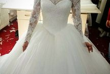 Wedding ideas & dresses