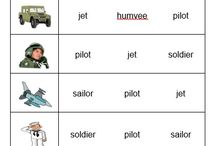 Military / Veteran's Day Activities for Kids