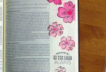 Bible Journaling - 2 Thessalonians