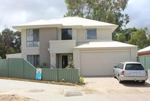 Fast build - Light weight 2 storey homes