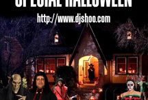 DJ SHOO HALLOWEEN / This friday please support DJ SHOO  on atomik radio... The best French DJ lounge vibe  in the work....LIVE form Québec city!!!  friday 19h00