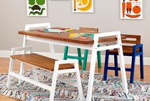 Kids' rec room / by Yvette O'Brien