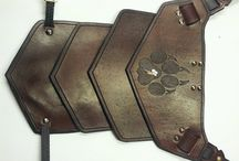 Cosplay and Leatherworking ideas