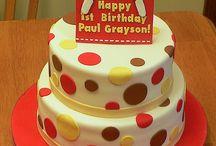 Baby cakes :]