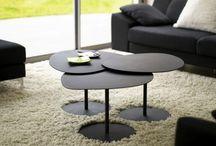 Inspiration salon et accueil / Fauteuils, canapés, tables basses pour votre salon ou accueil.