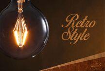 Vellight Retro Style / Ρετρό φωτισμός