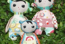 Sewing- Stuffies