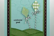 Handmade Cards- SU- Send Me Soaring