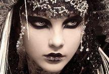 Make up_ Headdresses