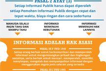 """Hari Hak untuk Tahu Sedunia (The International Right To Know Day) / Keterbukaan Informasi Publik Menjamin Kualitas Hidup yang Lebih Baik  Setiap tanggal 28 September, seluruh masyarakat dunia memperingatinya sebagai Hari Hak untuk Tahu Sedunia (The International Right To Know Day). Gagasan dari perayaan ini adalah meningkatkan kesadaran masyarakat bahwa mereka memiliki hak dan kebebasan dalam mengakses informasi publik. Indonesia pun, tahun ini tema yang diangkat  """"Keterbukaan Informasi Publik Menjamin Kualitas Hidup yang Lebih Baik""""."""