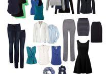Capsule Wardrobe Ideas / by Natalie Carter