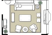 Interiør: house floor plans/room lay out