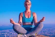 Ensaio Fitness Externo - OneSport / Ensaio desenvolvido para OneSport, marca fitness do estado de SP.