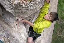 A Lofty Dream / Rock climbing. / by Laura Strycker