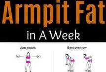underarm fat workout