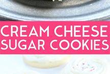 Sugar Cookies-Home baker