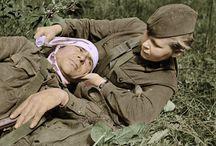 World War I-II. color / World War I-II. color
