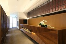 interior modern wood