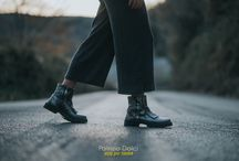Combat Boots Patrizio Dolci