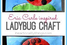 Grouchy lady bug