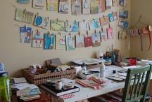 Child's art ideas