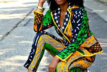 african suit