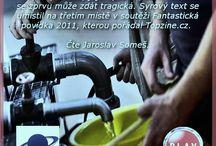 SCI-FI POVÍDKY / Povídky z vysílání Českého rozhlasu Leonardo