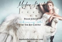 """Victoria Bay Centre Modern Bride Show Feb 7th 2015 / Modern Bride is as far from an """"expo"""" as you can get. The creators of the event had a vision of developing an unforgettable day where couples could be inspired by incredibly talented individuals, companies who make the Vancouver Island wedding industry so successful. We invite you to bring your entire wedding party to ensure you have the best experience while planning your wedding."""