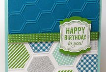 Cards & projects - Stampin Up Products Only! / by Robbye Housley