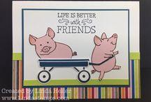 """""""This Little Piggy""""!"""