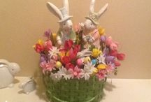 Easter Arrangements / by Susan McMillin