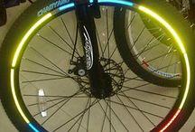 rowerowe światła bezpieczeństwa