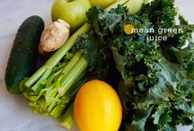Juicing tips and recipes / by Kayla Belcher