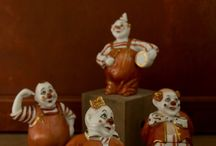 VINTAGE PORCELAIN & POTTERY / vintage / retro / antique / weird / classic / unusual / eclectic / old-fashioned