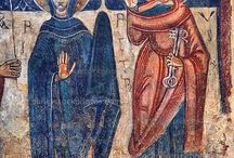 [1000 - 1200] Romanesque Art / Romanesque art is the art of Europe from approximately 1000 AD to the rise of the Gothic style in the 12th century, or later, depending on region.