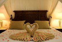 Stylish Bedroom for Wedding  / ..