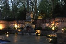 Backyard Outdoor Lighting