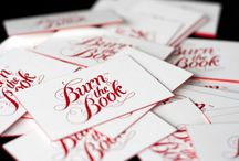 Business Card Ideas / by Lucy Gentry
