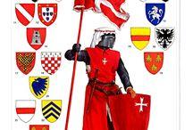 Escudos militares