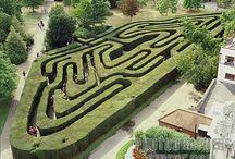 bludiště a labyrint