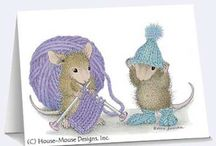 House Mouse winter