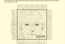 Vitruvian man / Human proportions