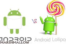 Difference b/w Android Marshmallow & Lollipop with Features http://mindxmaster.blogspot.com/2015/09/difference-bw-android-marshmallow.html