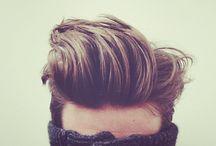 Mens hair <3 / by Susie Garcia