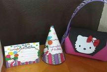 """My Work """" Invitations and Party Favors"""" / by Sonia Torres"""