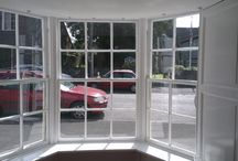 Traditional Sash Windows / Traditional sash windows we have worked on