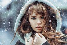 Portrait | Schnee